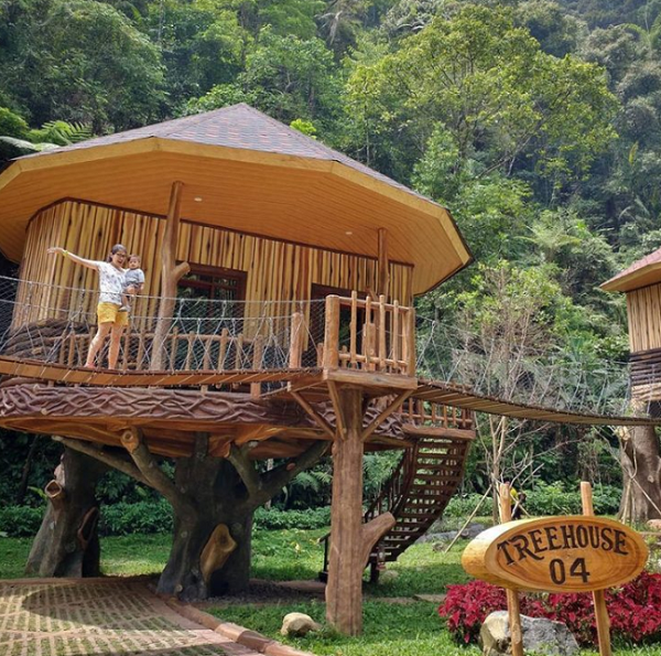 wisata keluarga taman safari bogor