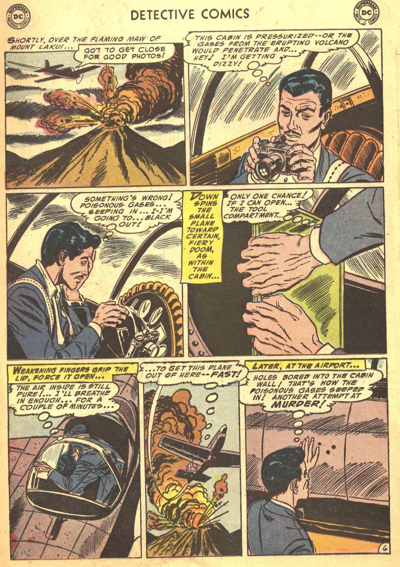 Read online Detective Comics (1937) comic -  Issue #206 - 27