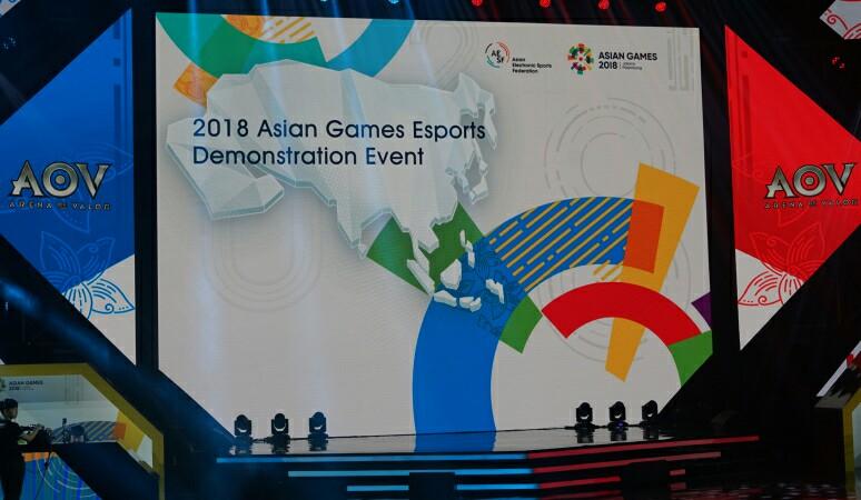 Hasil Pertandingan Tim AOV Indonesia Melawan China Taipei & Thailand di Asian Games 2018 Games