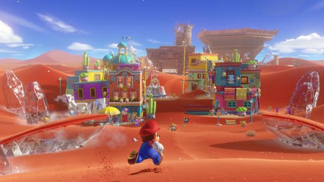 A Nintendo anunciou que vendeu 1,1 milhão de cópias do Super Mario Odyssey nos Estados Unidos.