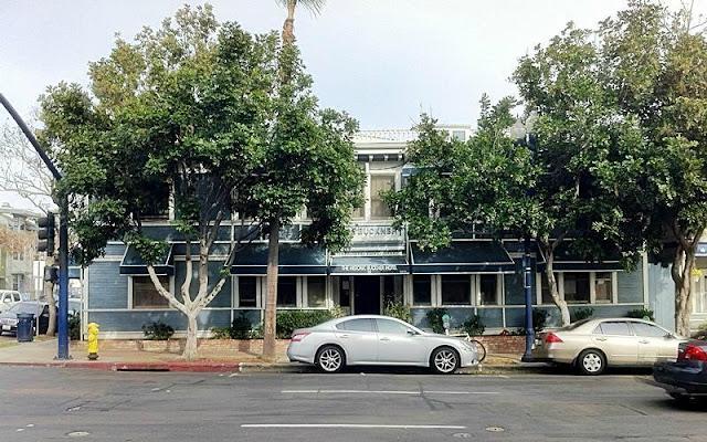 Buckner R.K. Hostel em San Diego