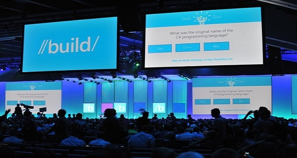 Microsoft sets May 7 as start date for Build Developers Conference