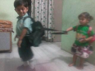 मेरी बहिना जाएगी स्कूल!