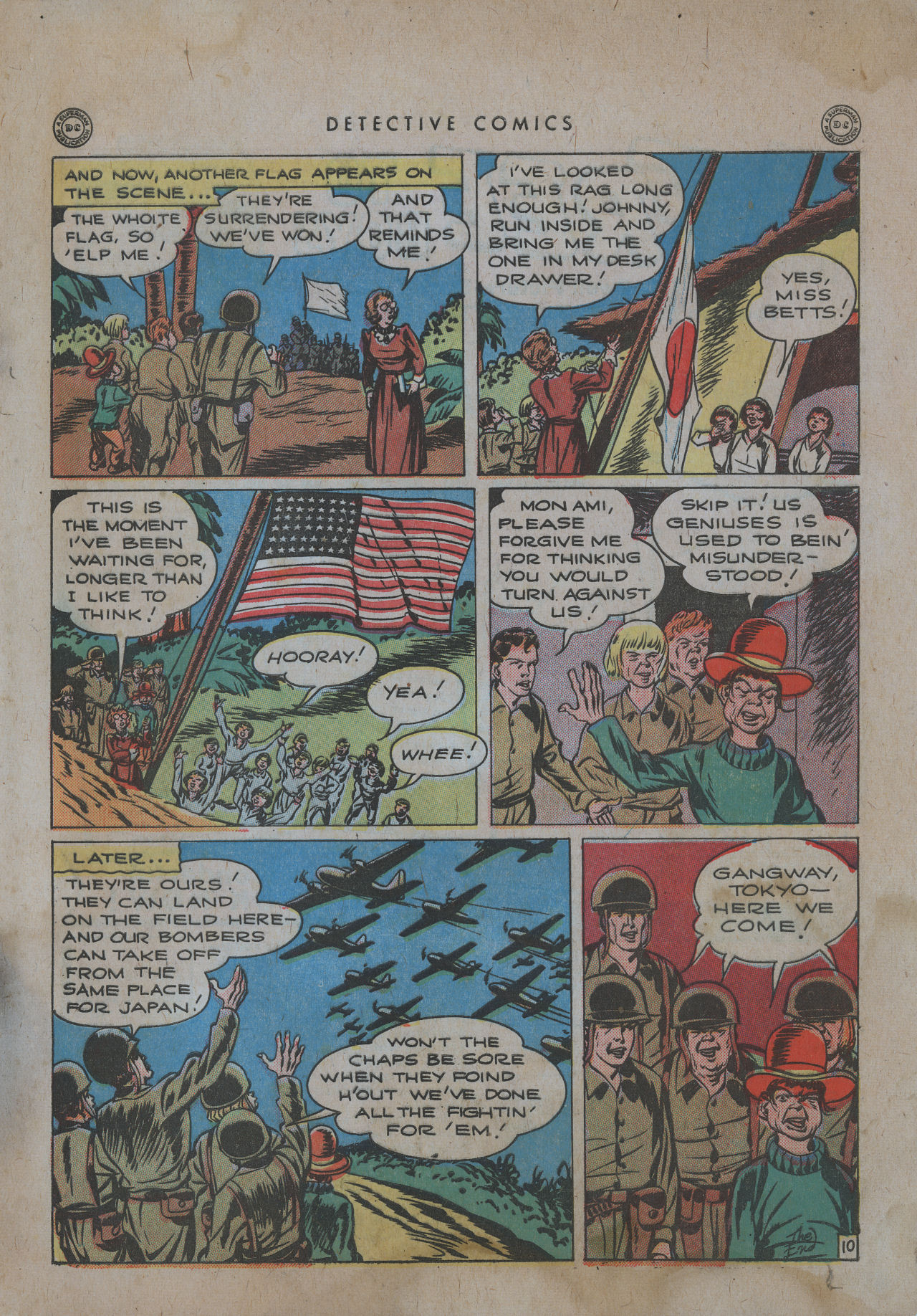 Read online Detective Comics (1937) comic -  Issue #101 - 49