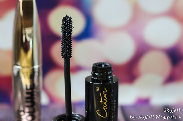 тушь для ресниц Eveline Grand Couture Spectacular Lashes Mascara, отзывы