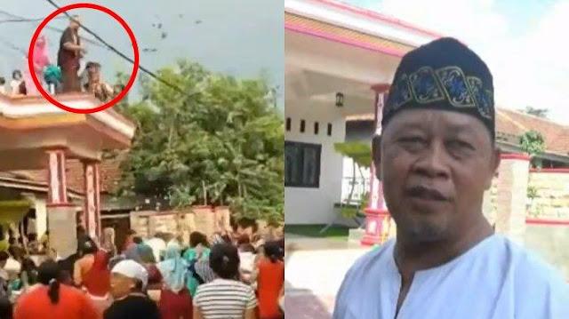 Terungkap Fakta Video Viral Pria yang Membuat Hujan Uang
