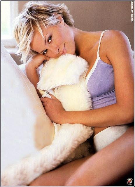Brittany Daniels lingerie