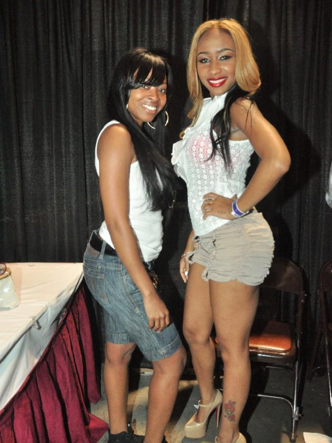 rapper diamond dating lil scrappy and