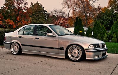 Kelebihan dan Kekurangan BMW 318i E36
