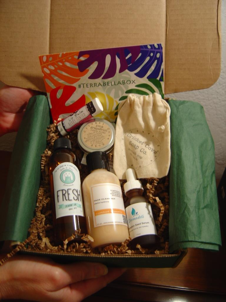 Terra Bella Box March 2016