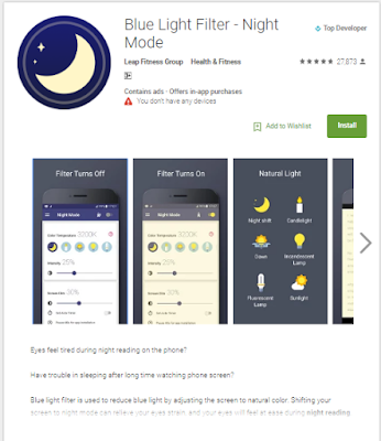Cara Mengaktifkan Mode Malam Untuk Smartphone Android