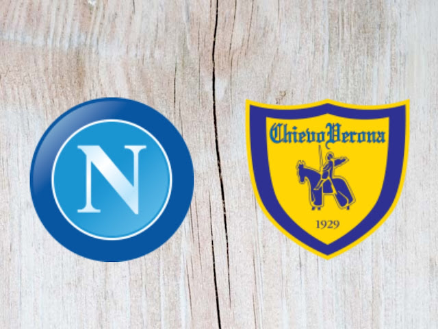 Napoli vs Chievo - Highlights - 29 July 2018