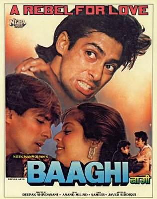 Baaghi A Rebel For Love 1990 Hindi Movie Download