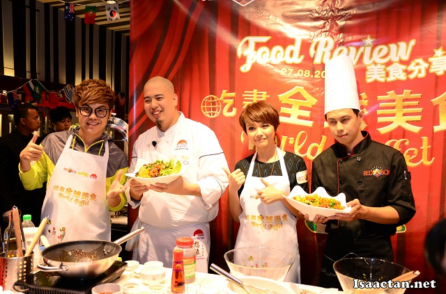 Cook with Chef Bruce Lim