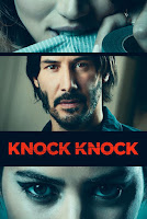Knock Knock (2015) UnRated Dual Audio [Hindi-DD5.1] 720p BluRay ESubs Download
