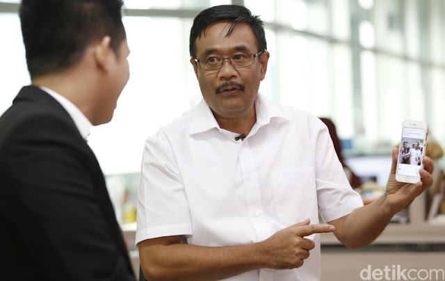 Heboh Soal e-KTP Djarot Saiful Hidayat, Ini Penjelasan Mendagri