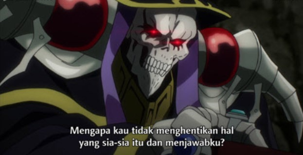 Overlord Season 3 Episode 04 Subtitle Indonesia