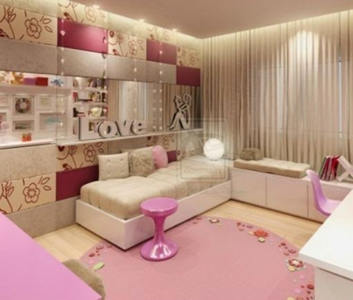 Muebles y decoraci n de interiores decoraci n de for Modelos de decoracion de dormitorios