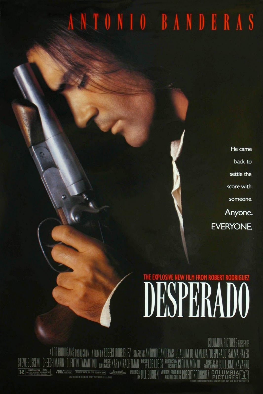 Desperado (1995) ταινιες online seires oipeirates greek subs
