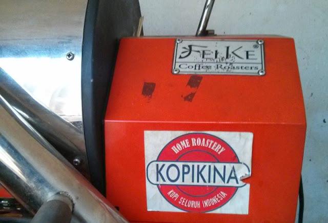 Kopikina : Tempat Ngopi di Tebet, Jakarta Selatan