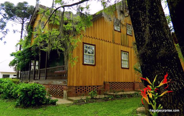 Museu Histórico da Colônia Witmarsum