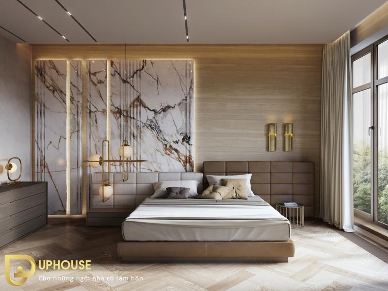 Phòng ngủ phong cách tân cổ điển 01