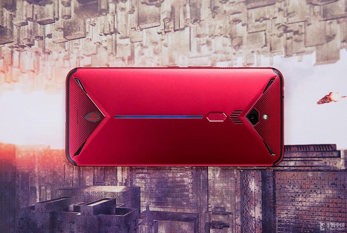 Red Magic 3 chiếc điện thoại đầu tiên có thể quay video 8K