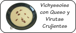 Vichyssoise tradicional