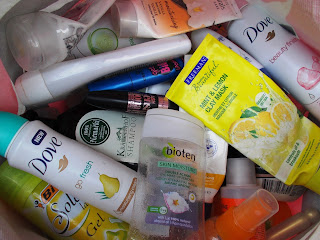 summer empties 1