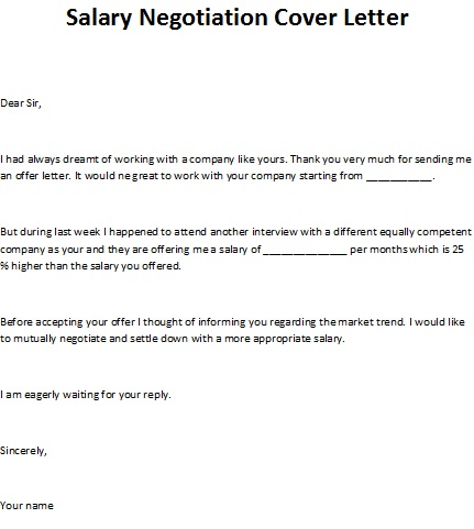 Persuasive Request Letter Sample