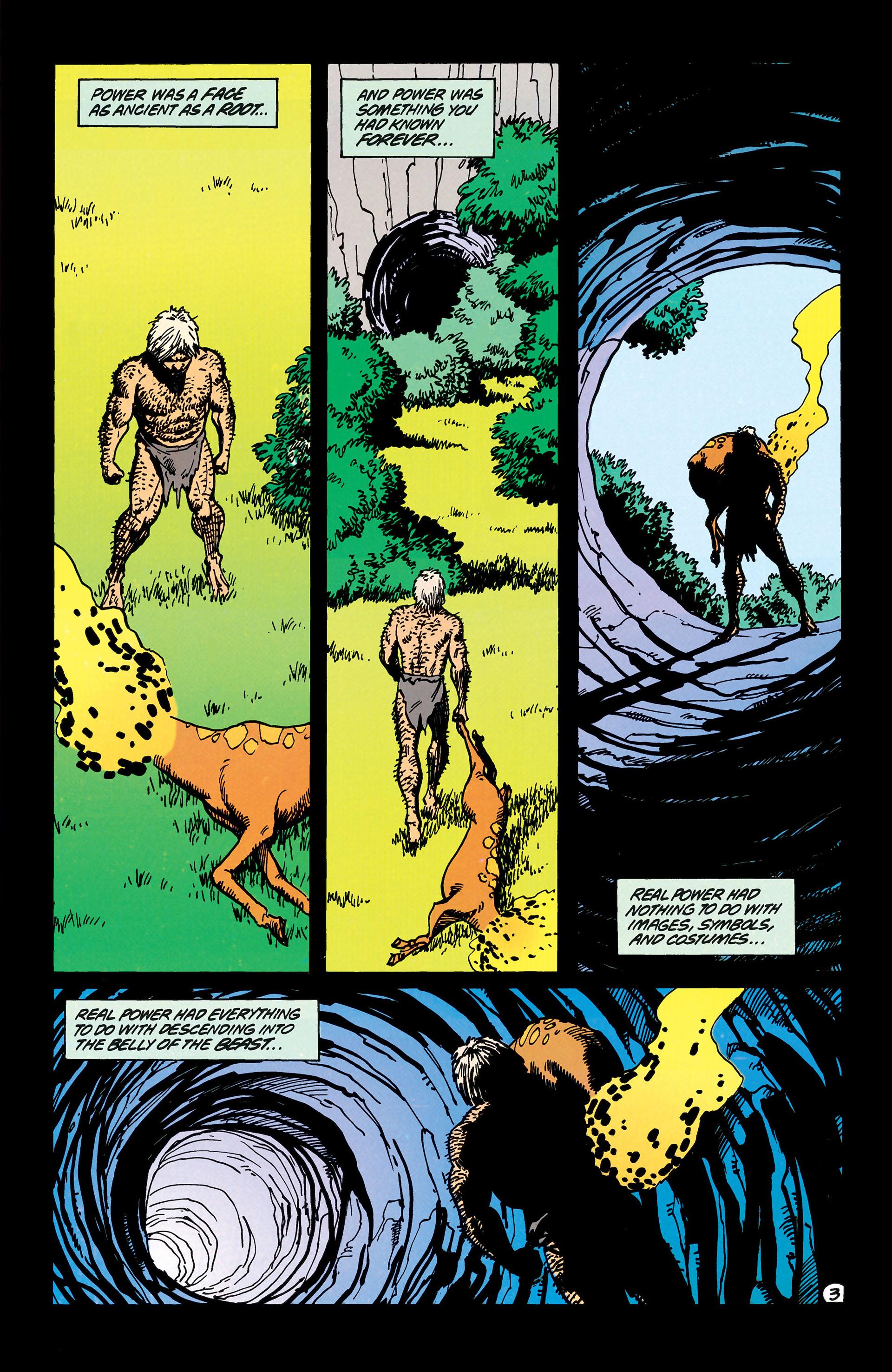 Read online Animal Man (1988) comic -  Issue #47 - 4