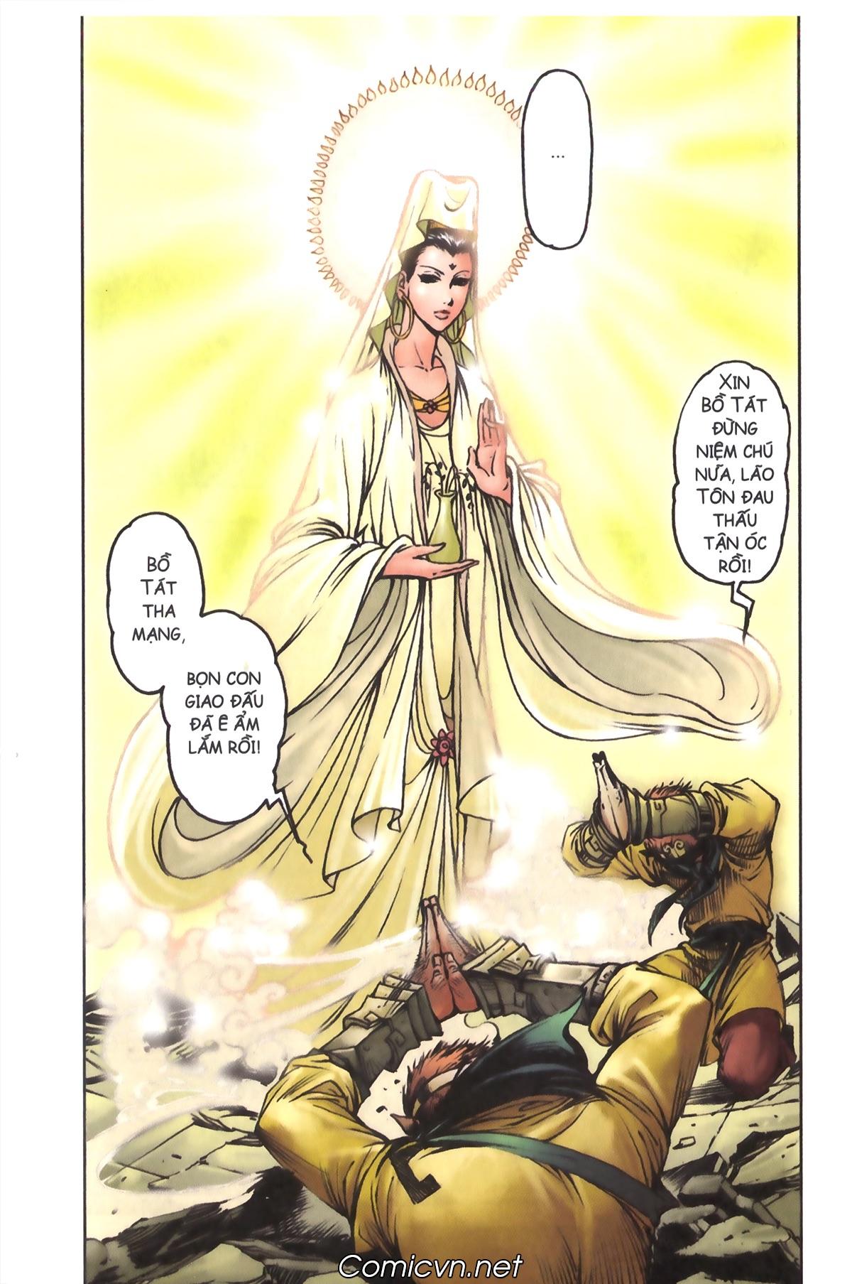 Tây Du Ký màu - Chapter 103 - Pic 36