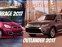 Harga dan Spesifikasi Aki untuk Mobil Mitsubishi Mirage dan Outlander
