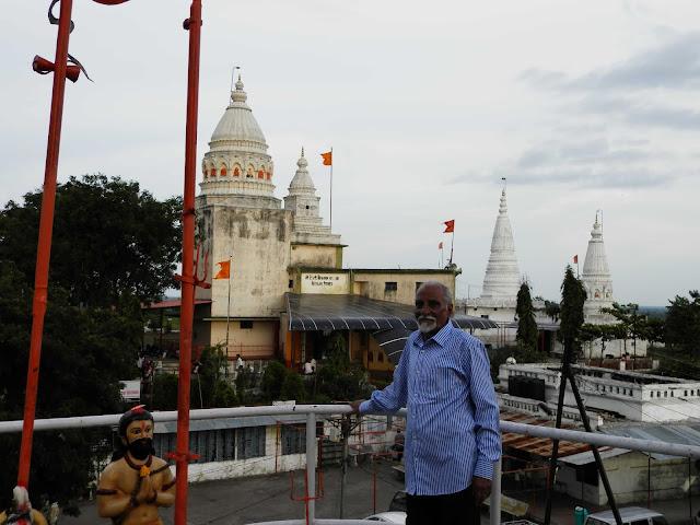 Kelzar Ganpati Temple Wardha