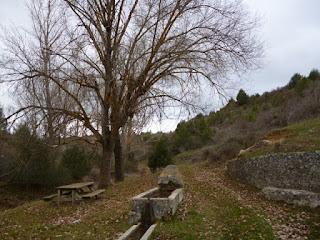 Barranco del arroyo de Fuentelengua