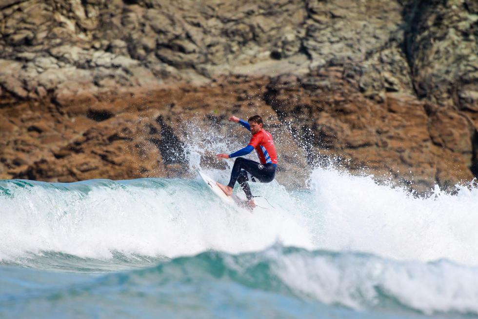 11 Brett Simpson USA Pantin Classic Galicia Pro foto WSL Laurent Masurel