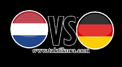 ألمانيا وهولندا بث مباشر