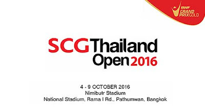SCG Thailand Open Grand Prix Gold 2016