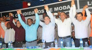 René Polanco propone diálogo y concertación en alcaldía SDN