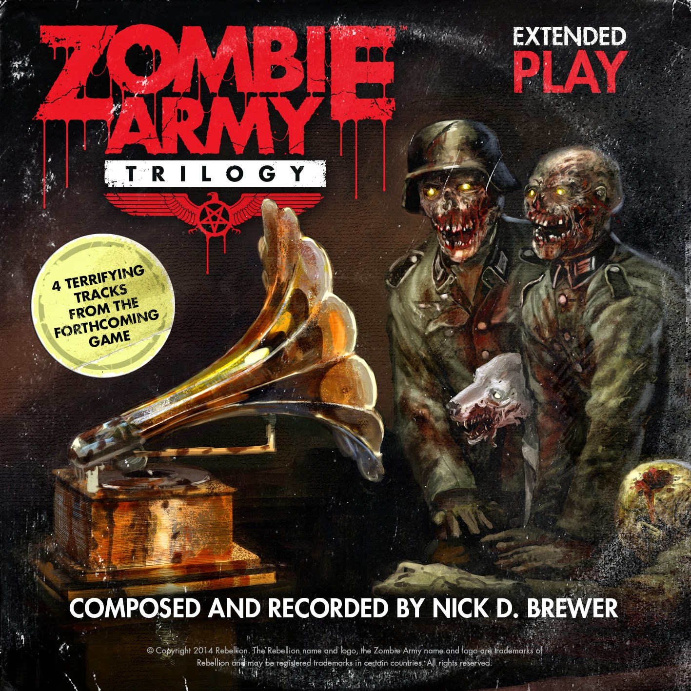 Zombie Army Trilogy EP