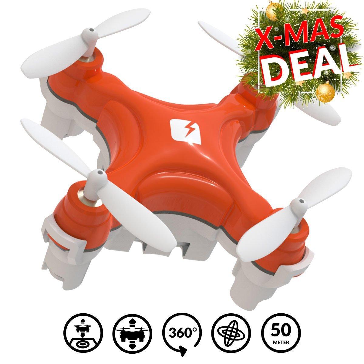 HASAKEE Mini Drone Pieghevole