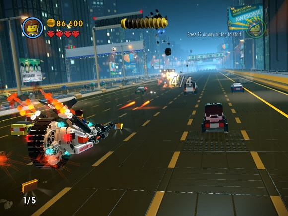 LEGO Movie Videogame PC Free Download Screenshot 2