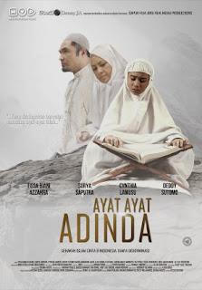 gampang menjadi anggota tim qasidah sekolahnya Download Film Ayat Ayat Adinda (2015) WEB-DL