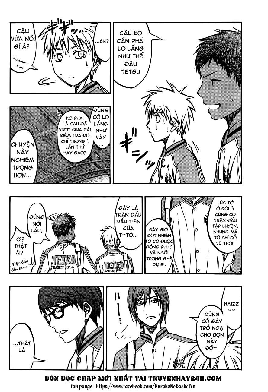 Kuroko No Basket chap 208 trang 4