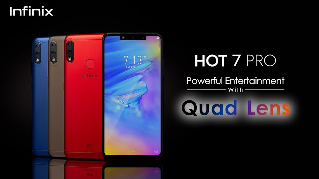 Infinix Hot 7 Pro launch