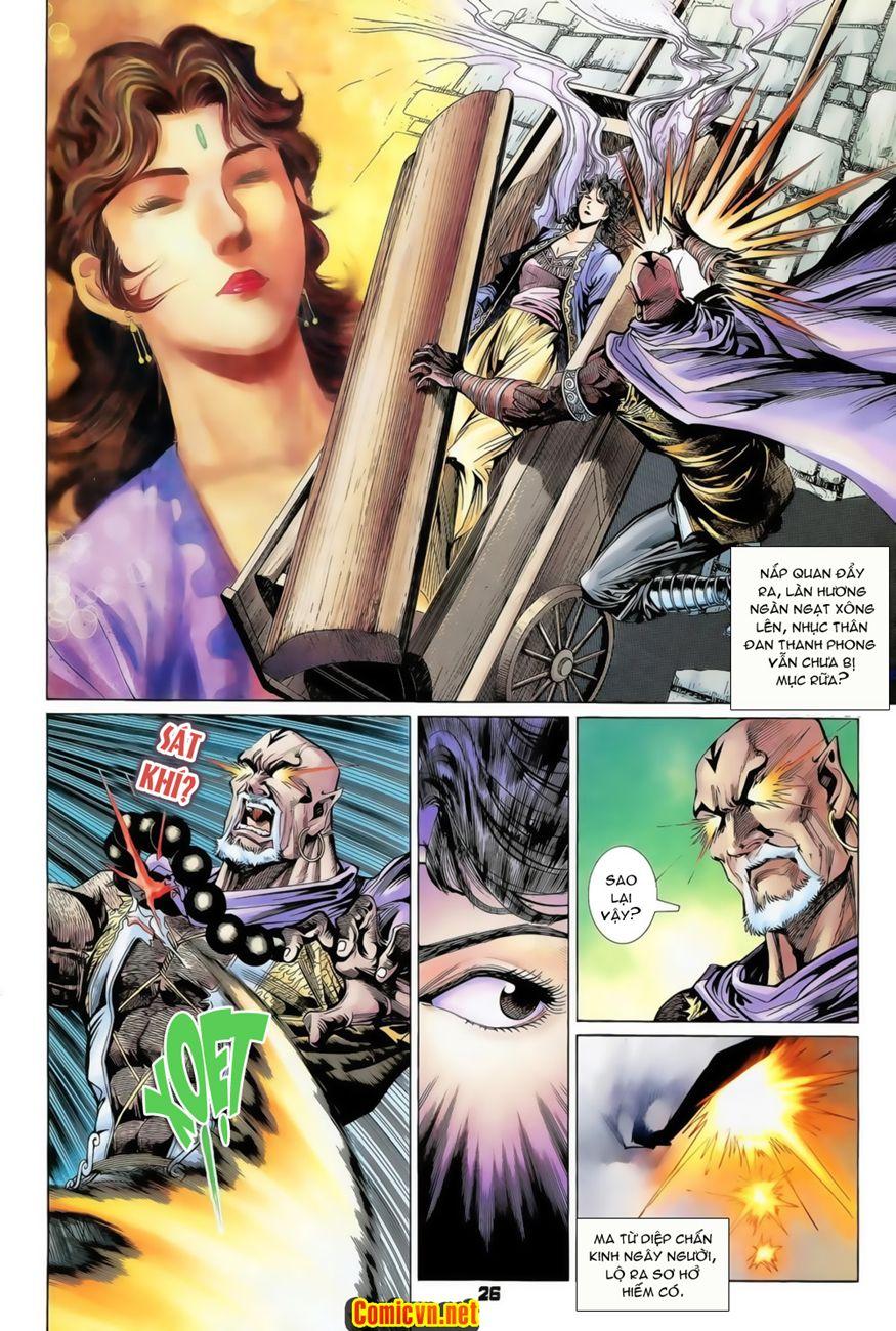 Đại Đường Uy Long chapter 74 trang 26