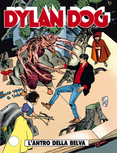 Dylan Dog (1986) 115 Page 1