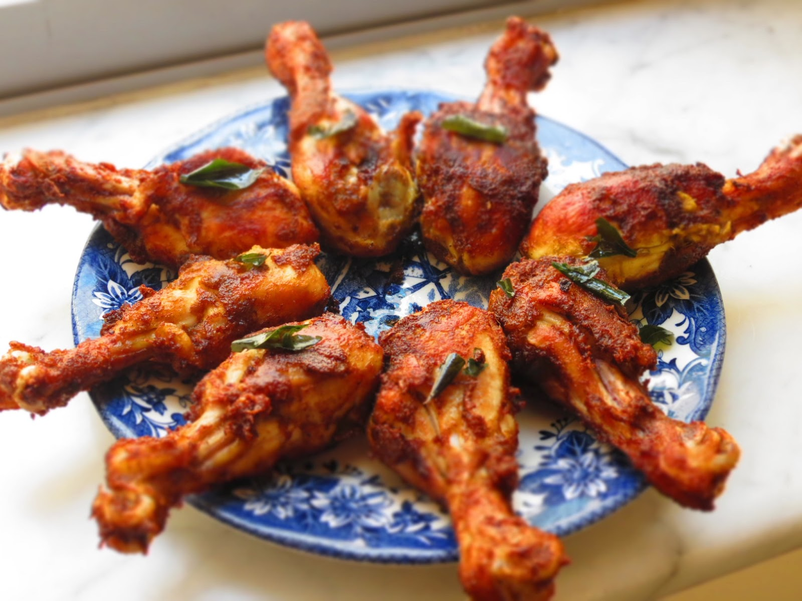 Mittu Cooking Love: Chicken Fry Made Indian Style