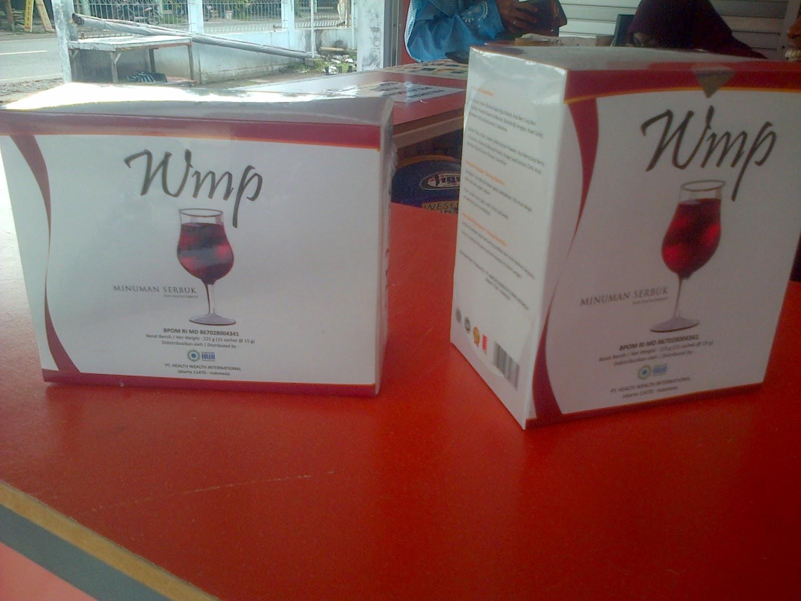 WMP HWI (Jus Pelangsing Badan)