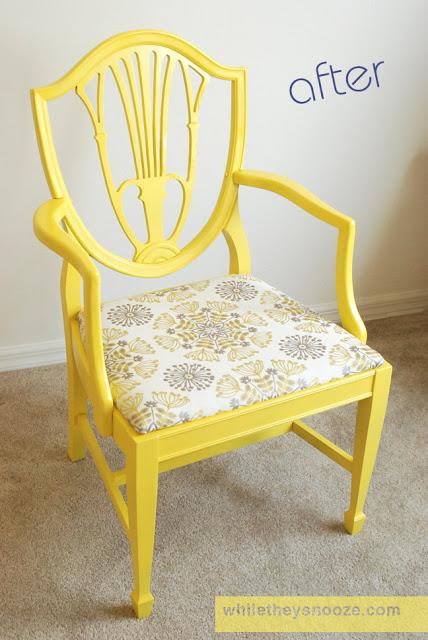 dica reformar cadeira